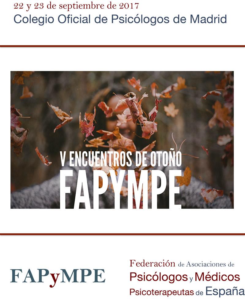 Microsoft Word - Cartel V Encuentros de Otoño FAPYMPE.docx